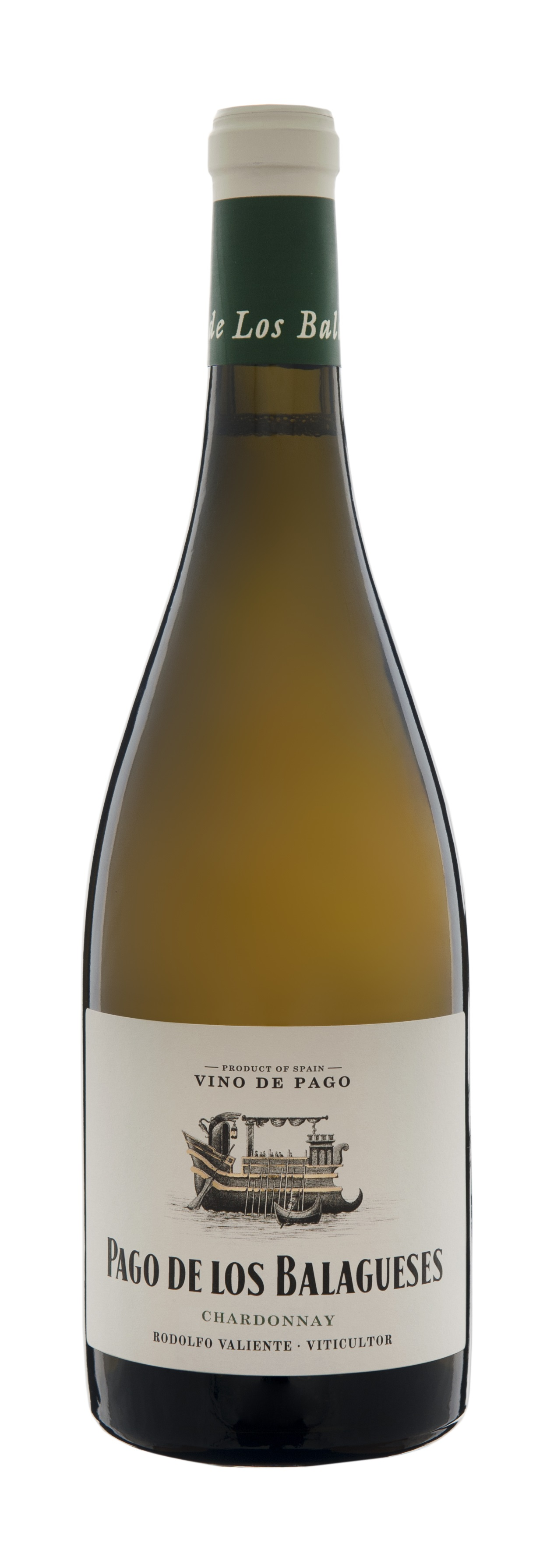 Pago de los Balagueses Chardonnay