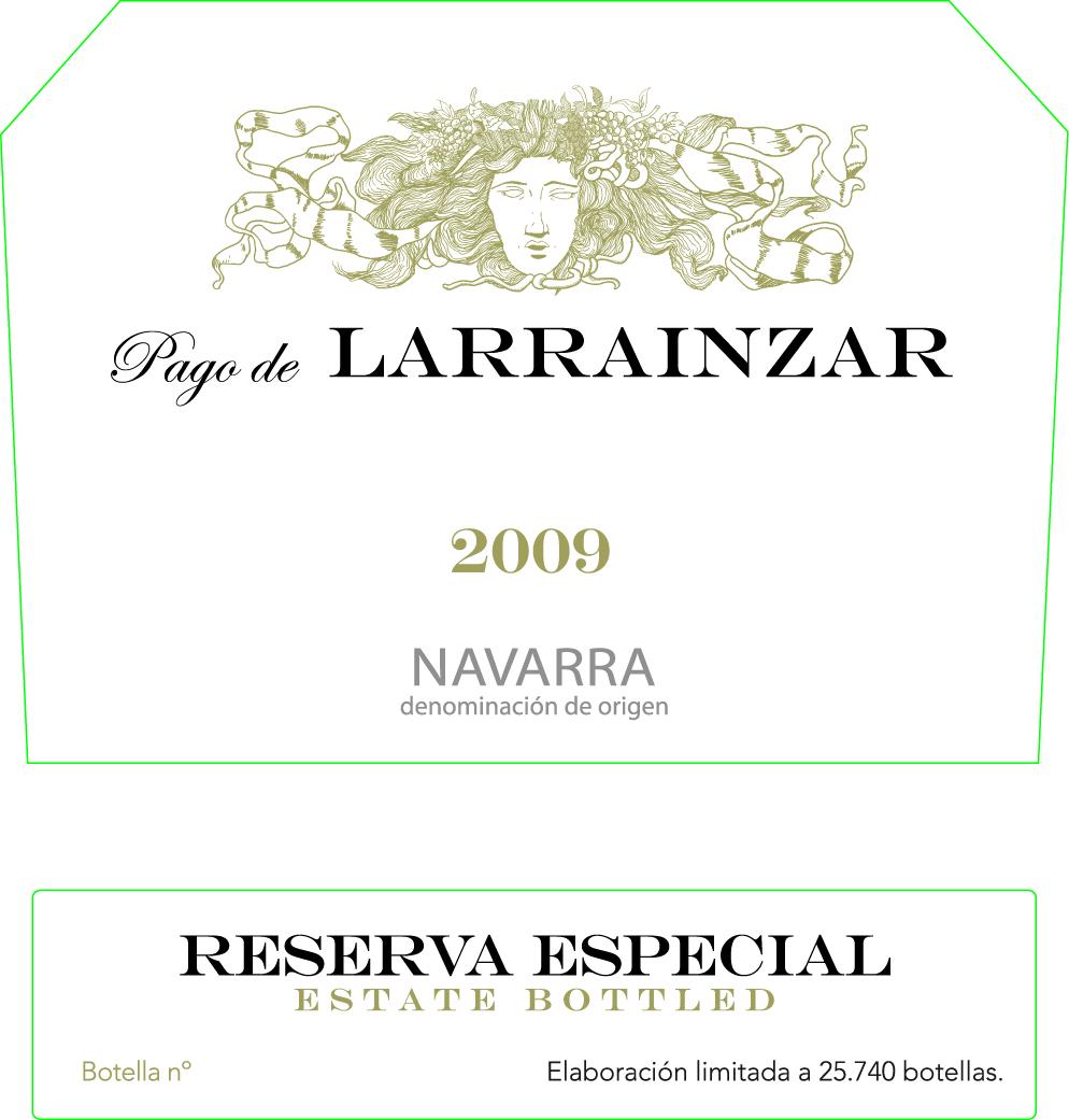 Pago de Larrainzar Reserva Especial 2009