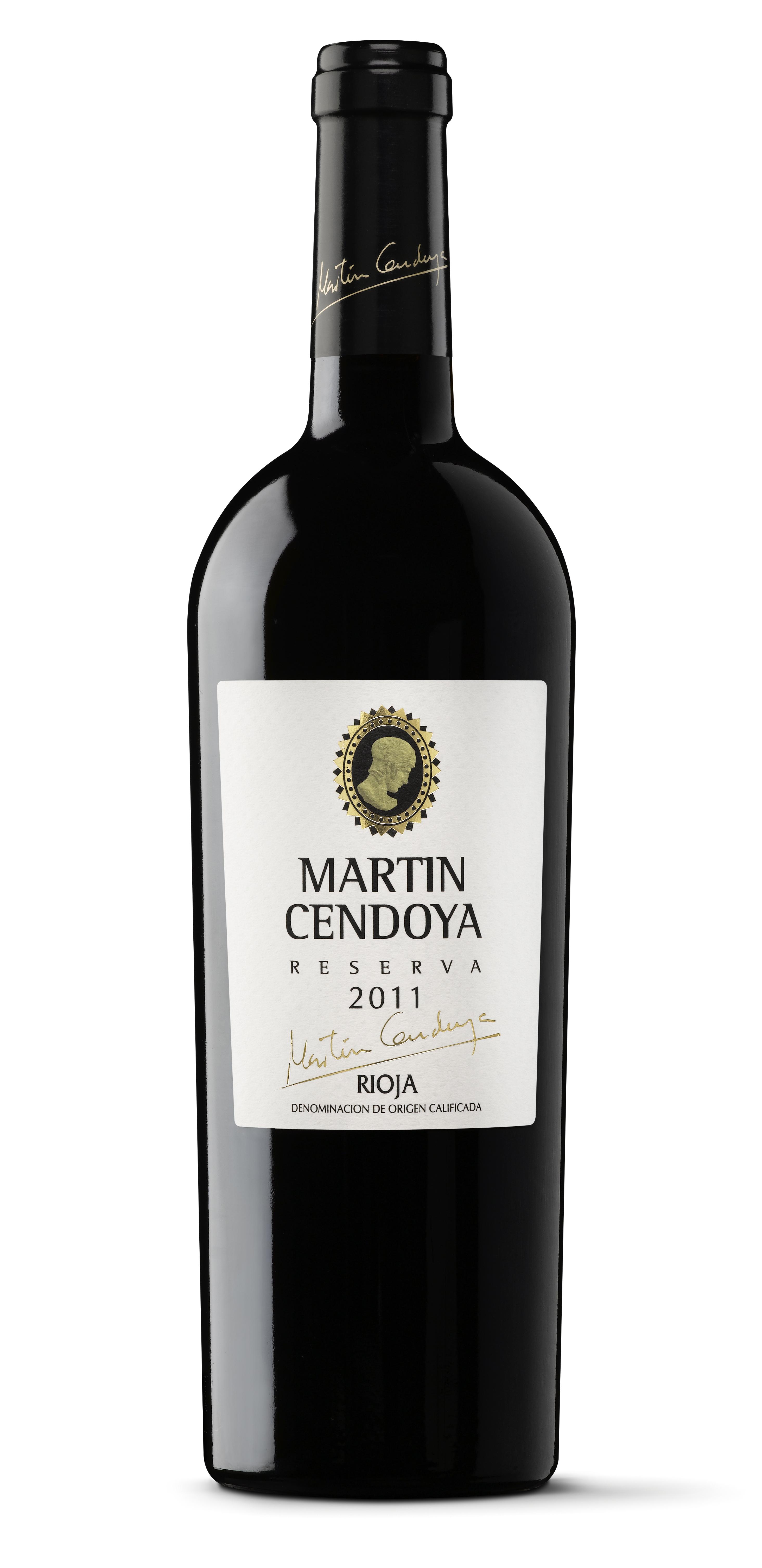 Martín Cendoya Reserva