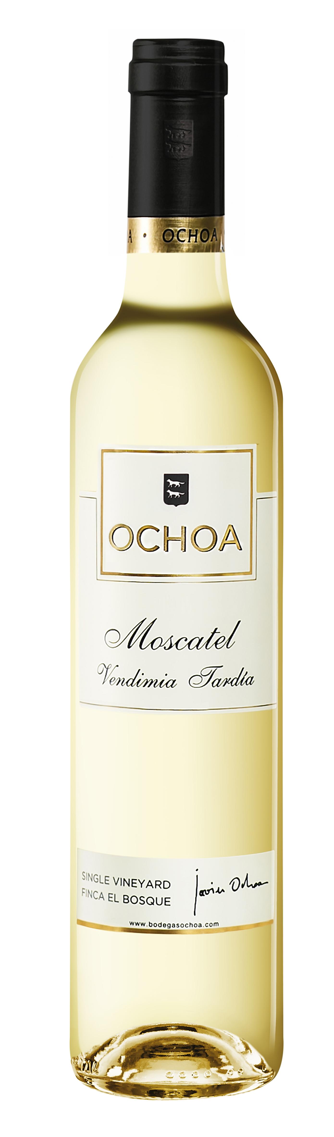 Ochoa Moscatel Vendimia Tardía