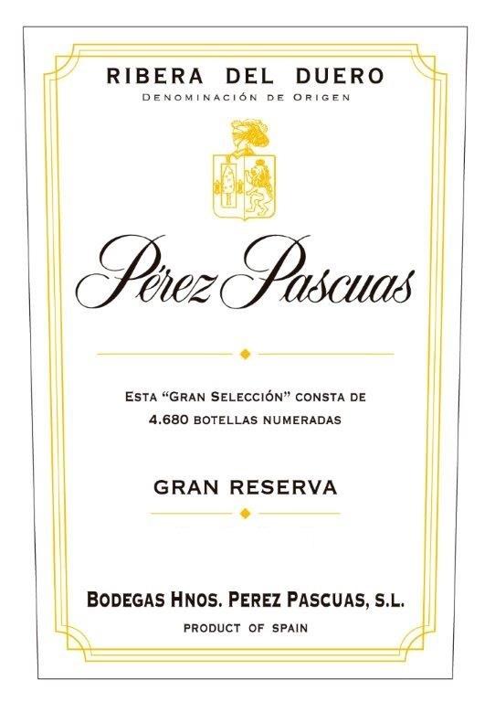 Pérez Pascuas Gran Selección
