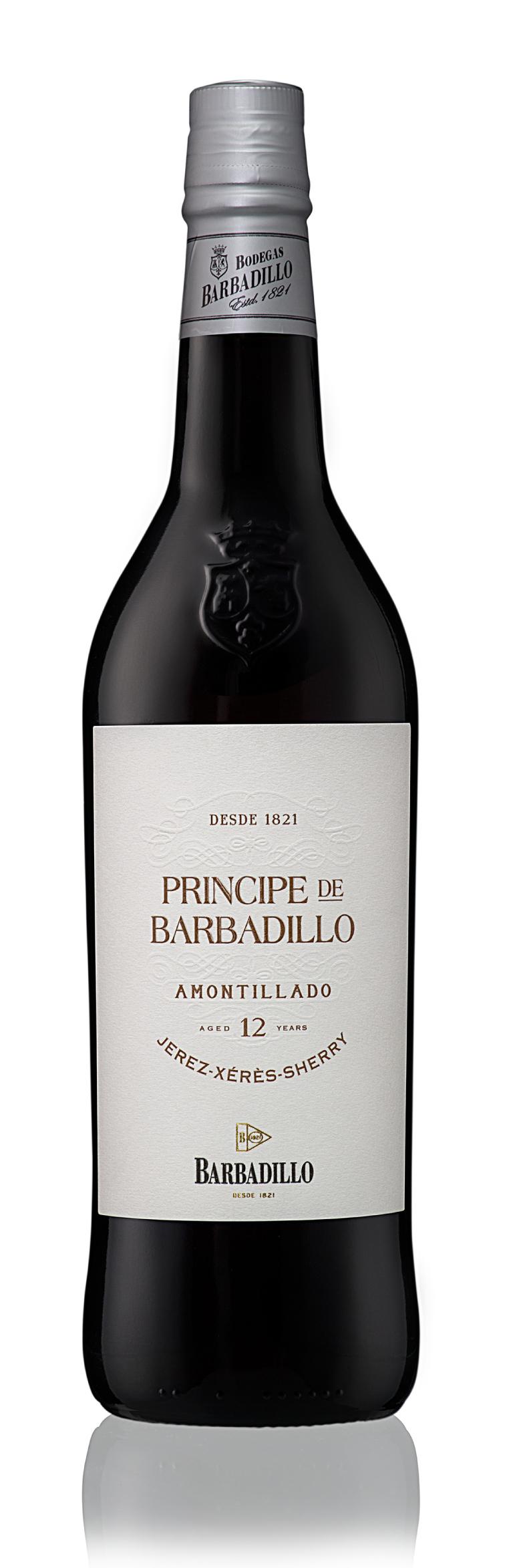 Amontillado Príncipe de Barbadillo