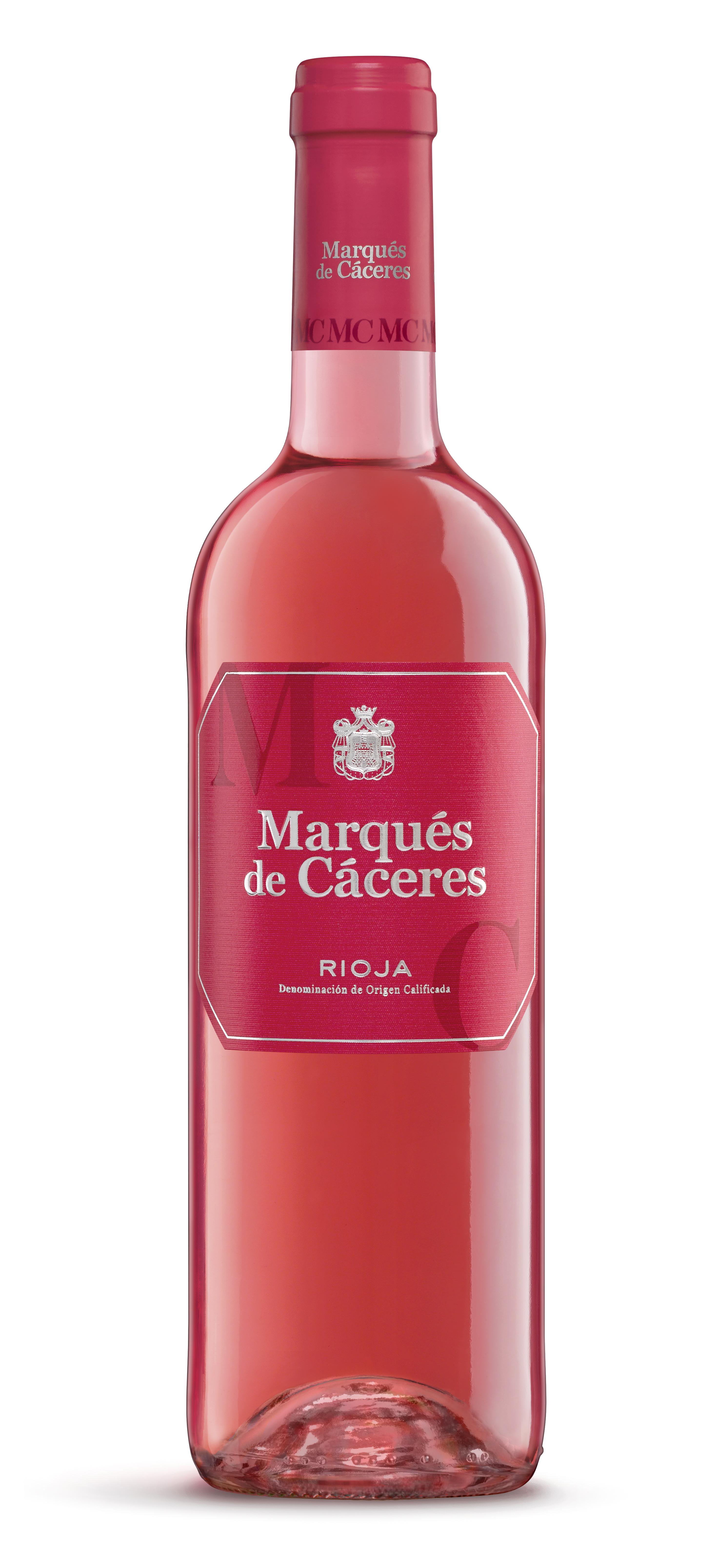 Marqués de Cáceres Rosado