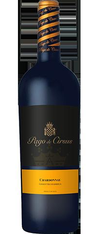 Pago de Cirsus Chardonnay Fermentado en Barrica