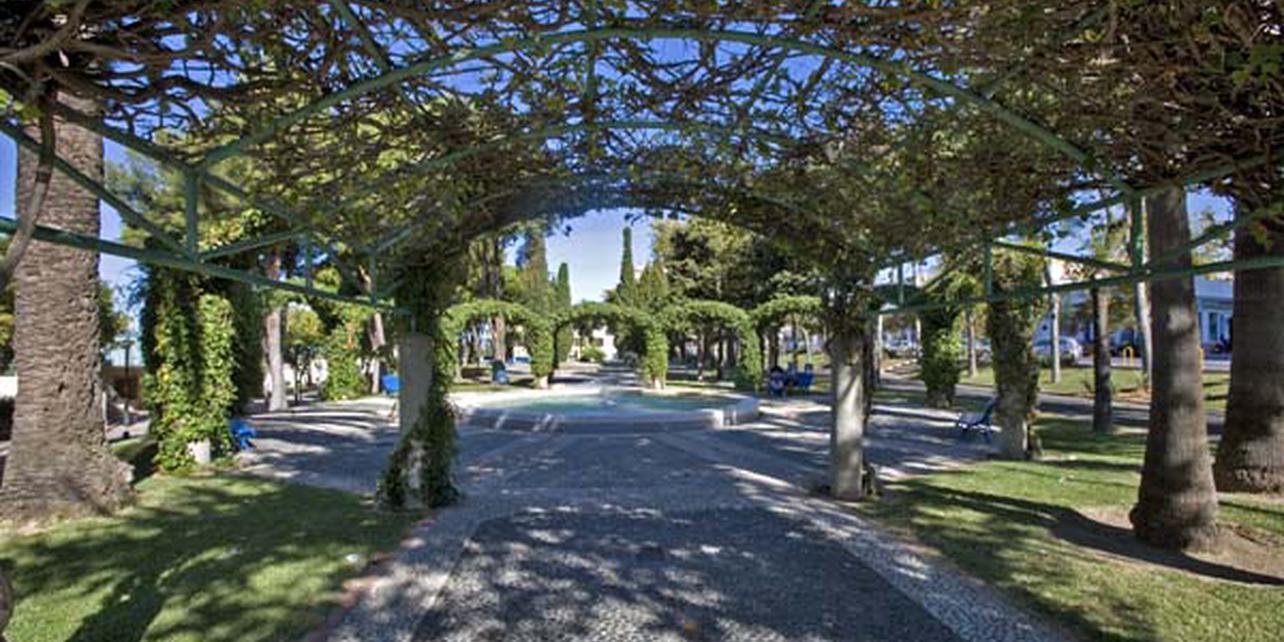 Parque Almirante Laulhe