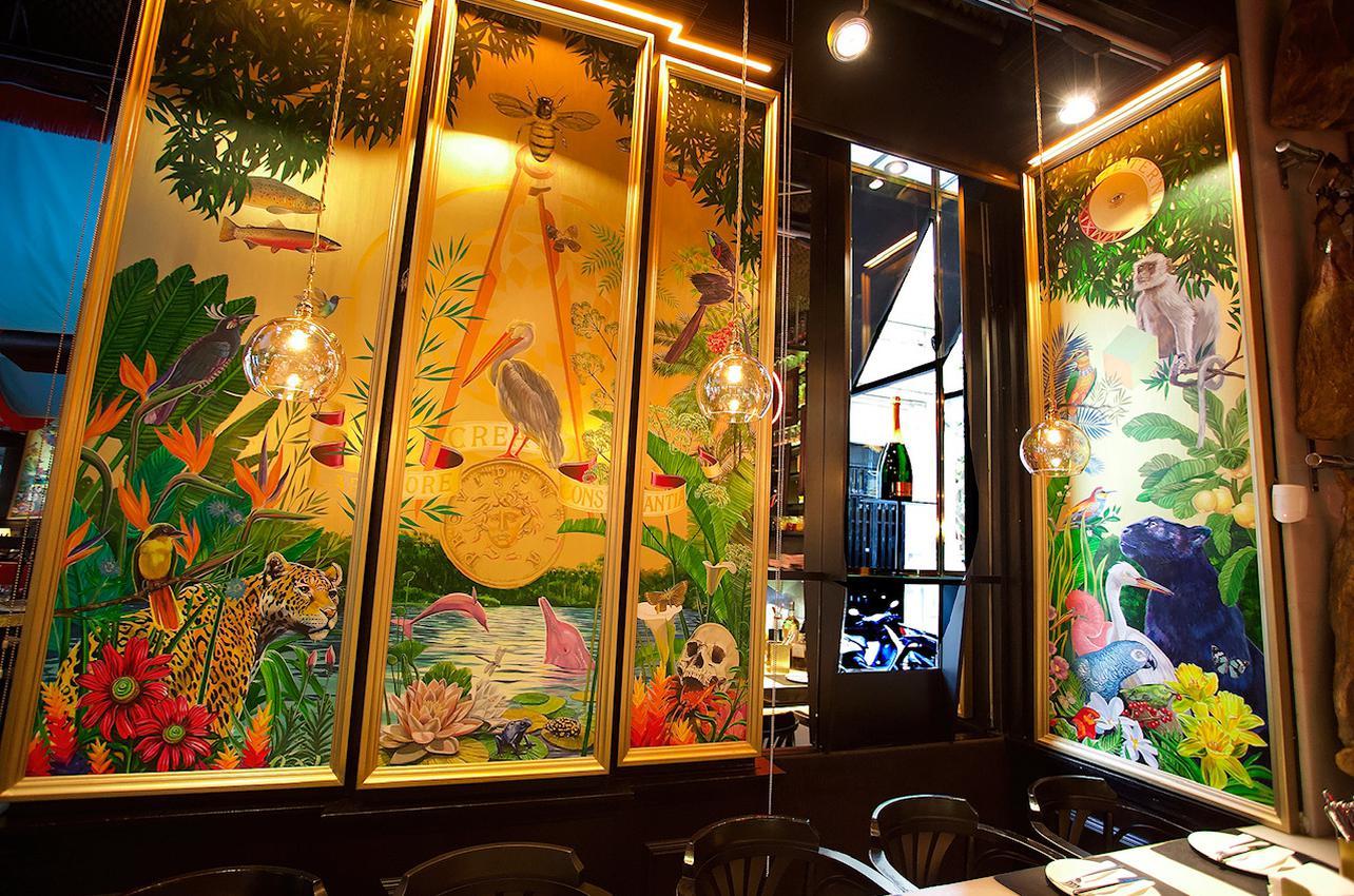 Foto cedida por el restaurante El Portal Krug Ambassade.