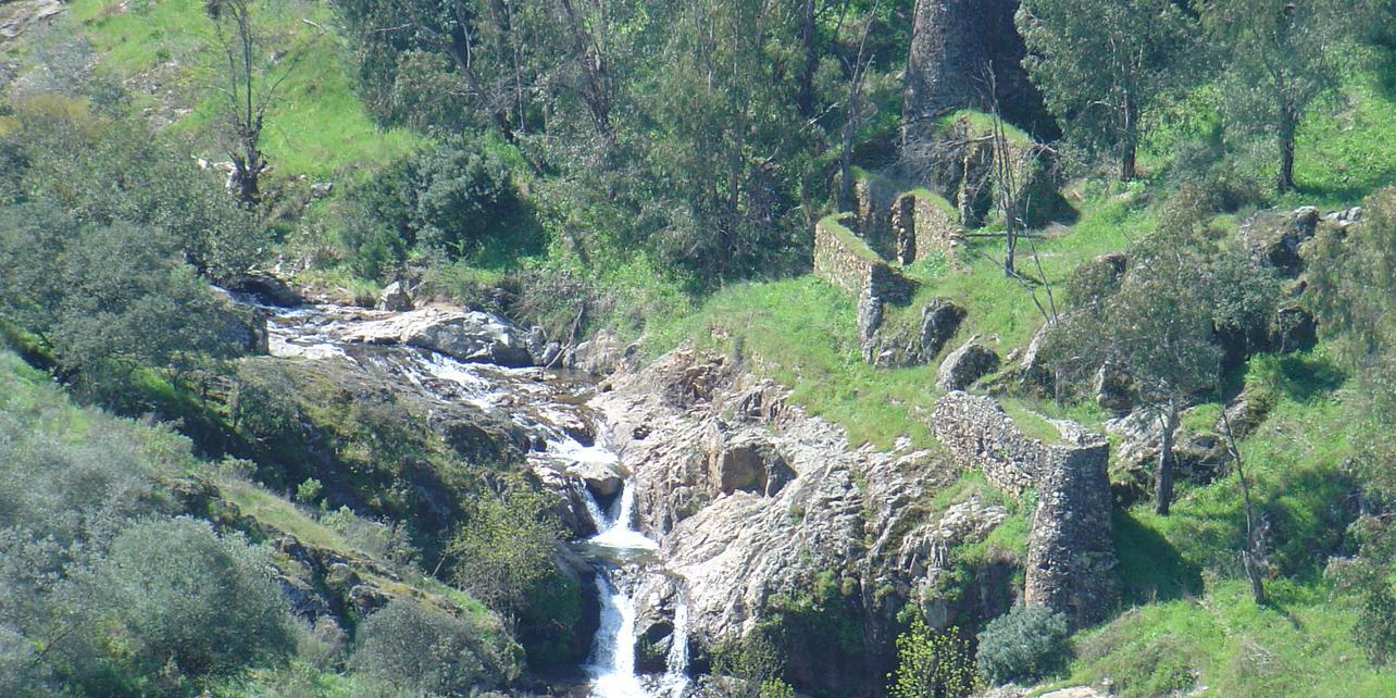 Molinos de los Pilones, de la Apretura y de la Tolva