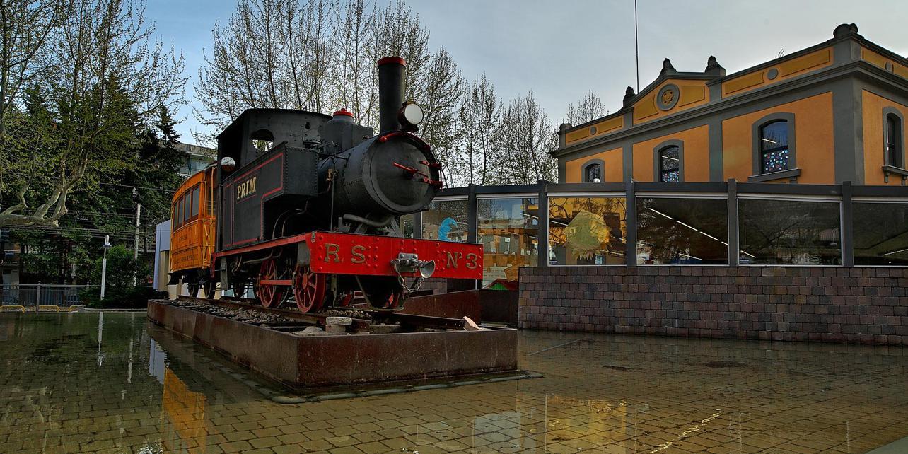 Antigua estación de Carrilet