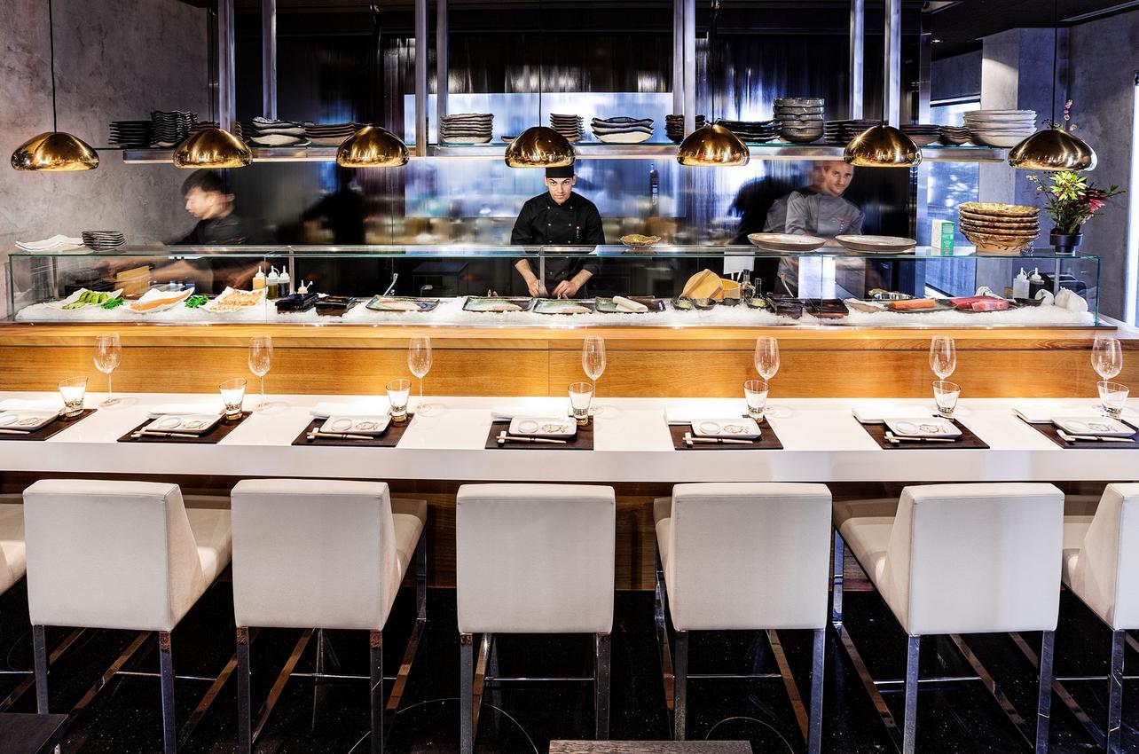 99 Sushi Bar NH Eurobuilding