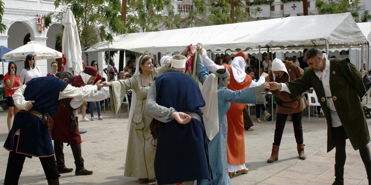 Manzanares Medieval. Jornadas histórico-turísticas