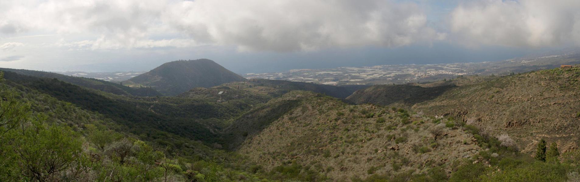 Montaña Tejina