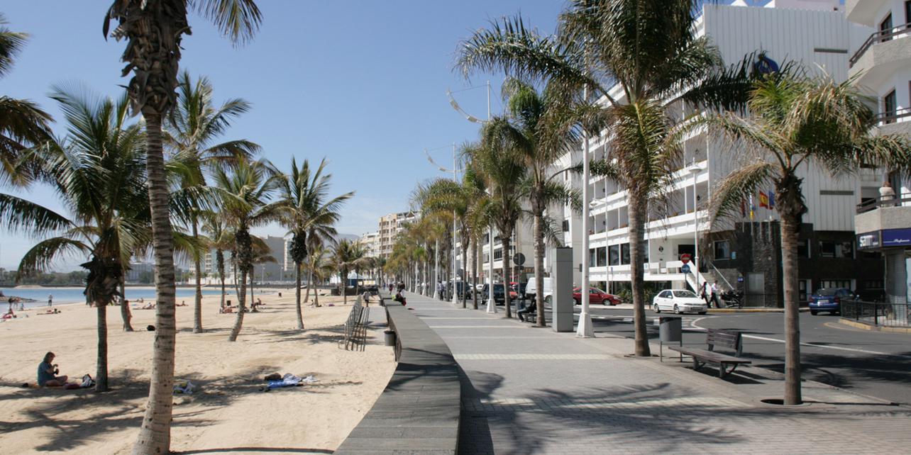 Parque Marítimo El Reducto