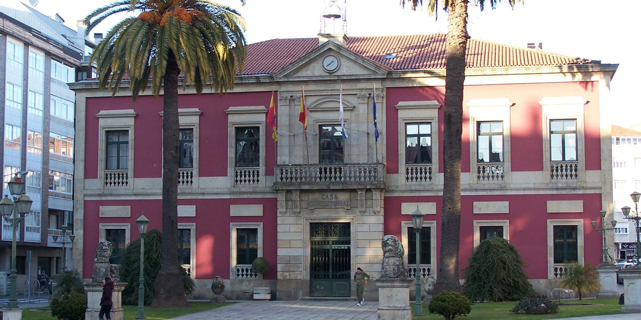 Ayuntamiento de Vilagarcía