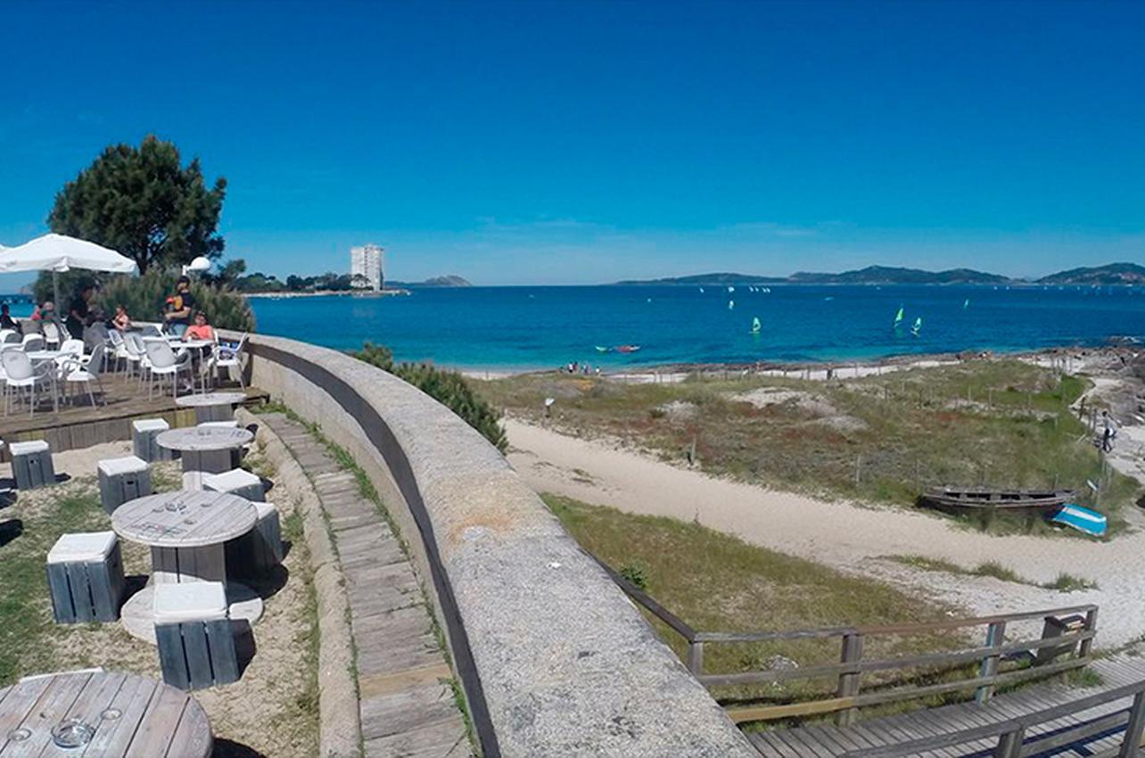 Es uno de los secretos que descubrimos en Vigo. Foto: Beachescola Vao