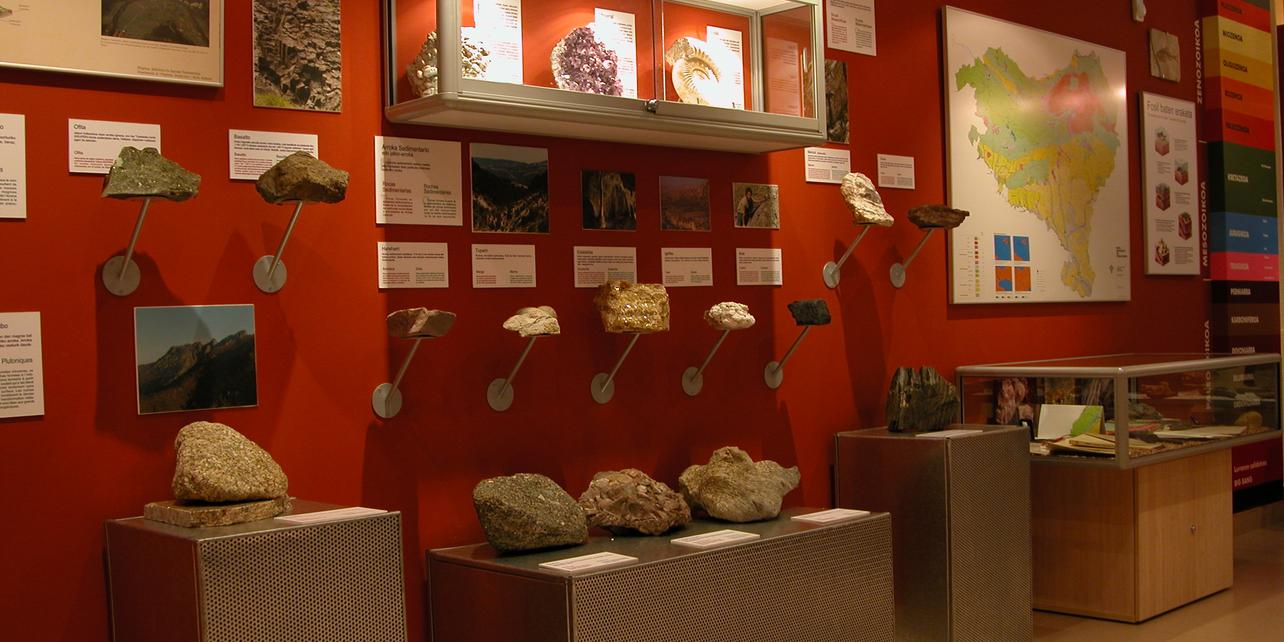 Museo de Geología Luberri