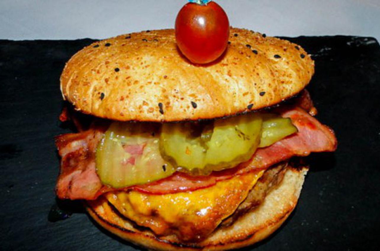 Nolita Burger Bar