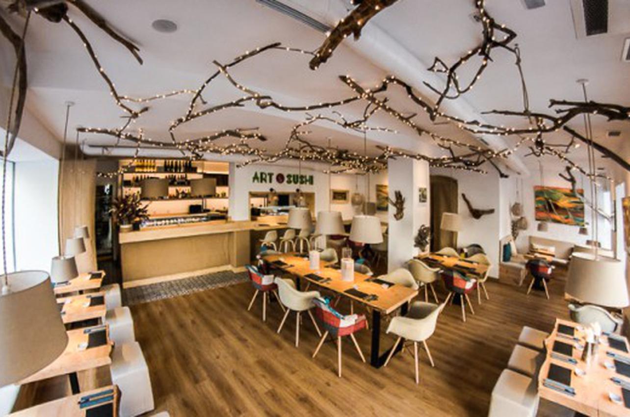 Art & Sushi Madrid