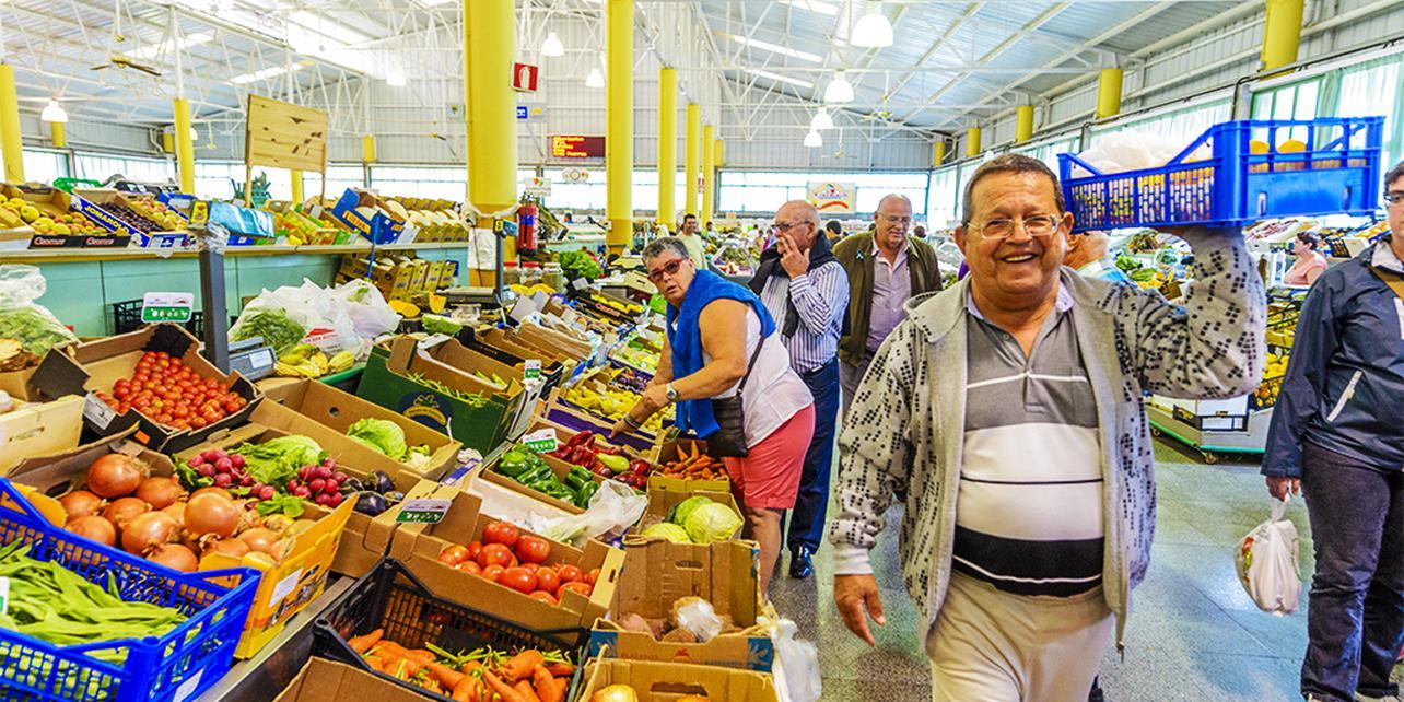 Mercado Agrícola de Vega de San Mateo