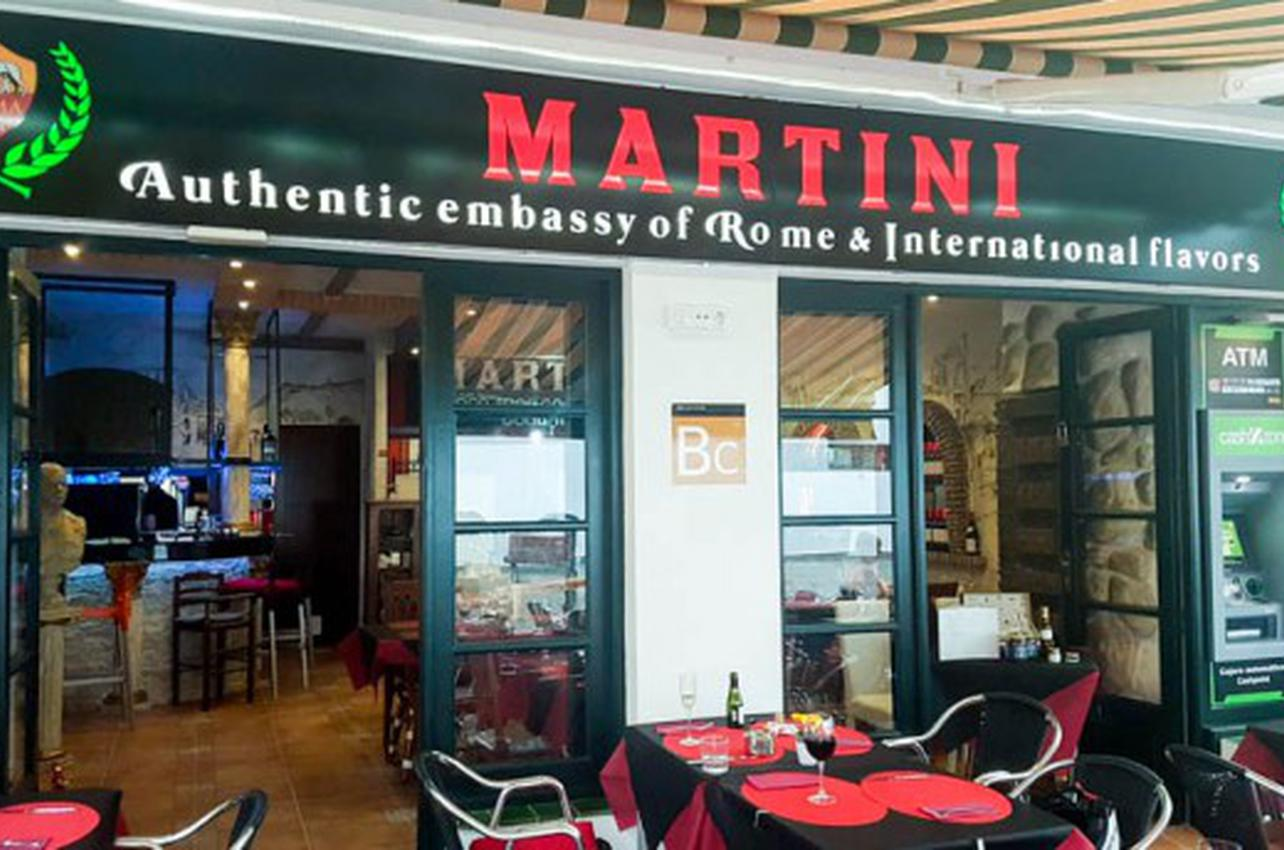 Martini Good Food