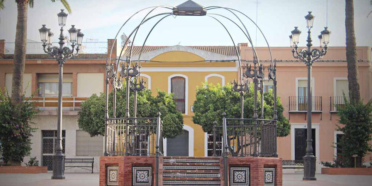 Parque de la Plaza de España