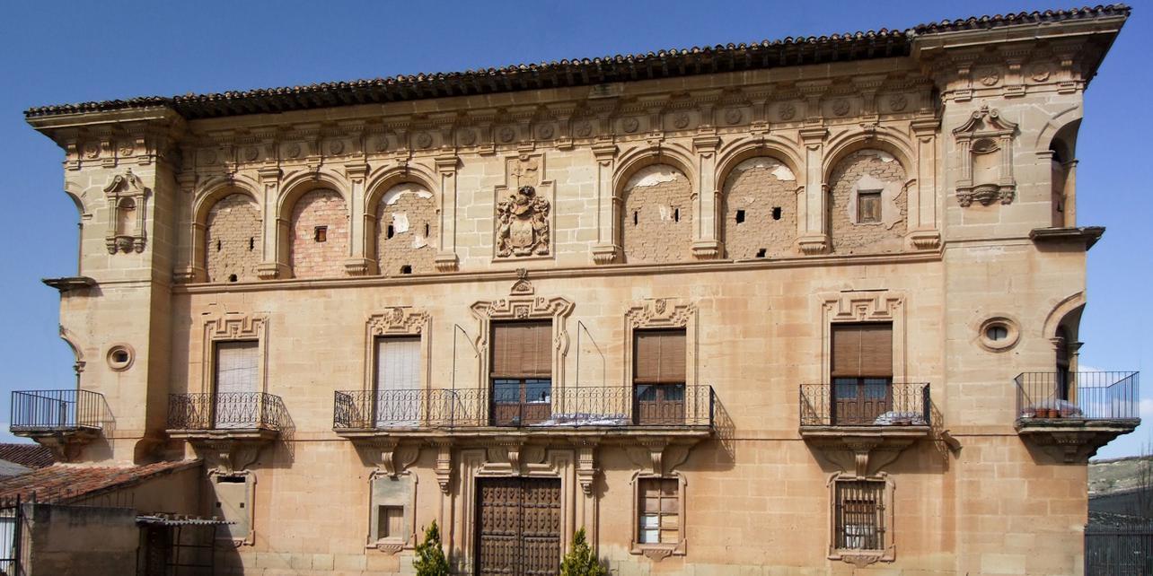 Palacio de los Marqueses de Terán