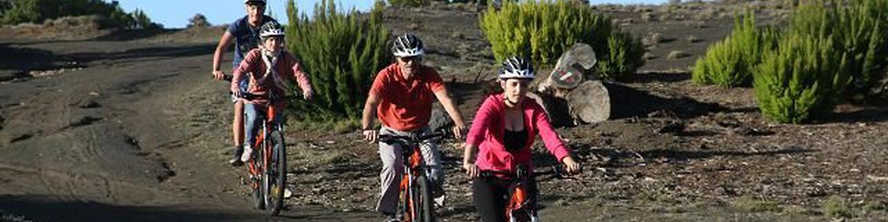 Alquila una bicicleta eléctrica en El Hierro