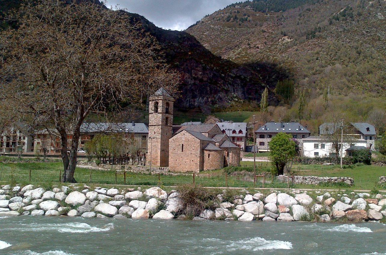 Arte románico en el Valle del Boí