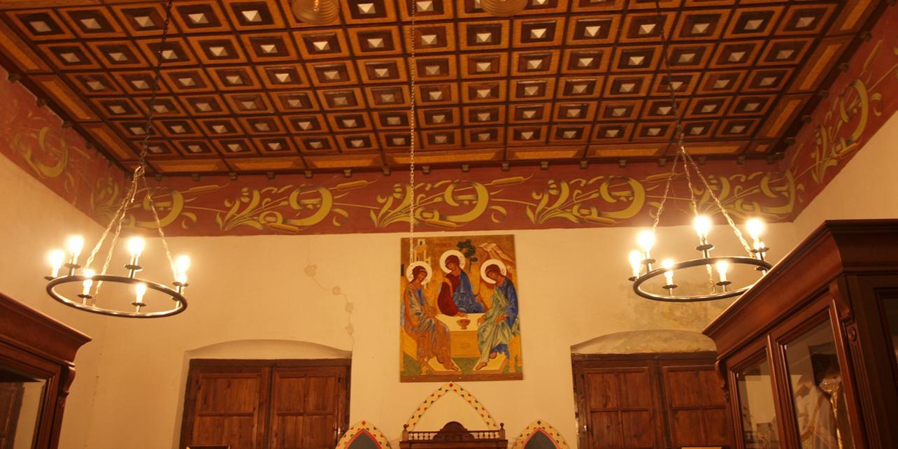 Museo de arte bizantino