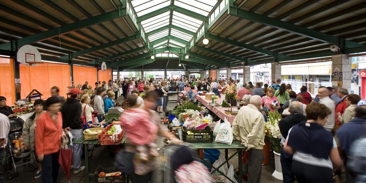 Mercado de los lunes