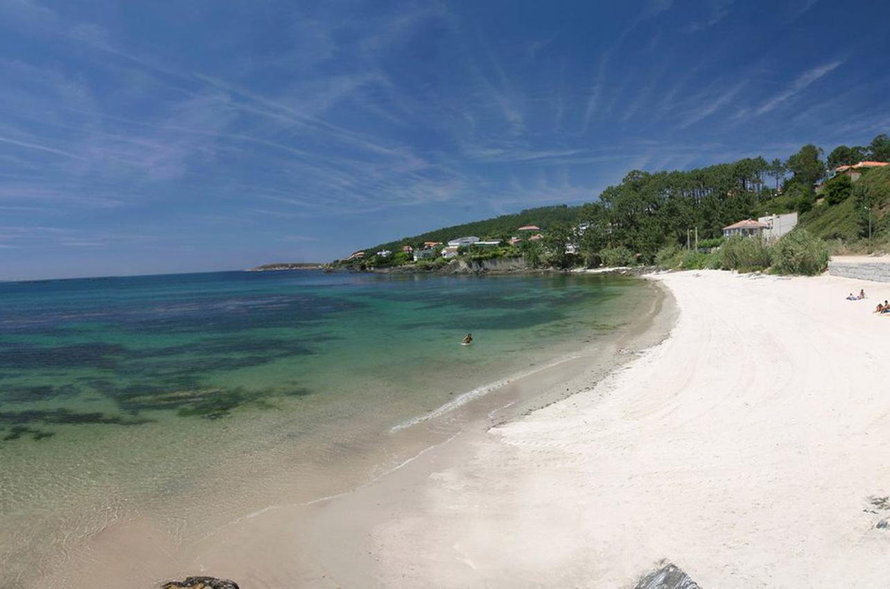 Playas de Nigrán. (Foto: Guía Repsol.)