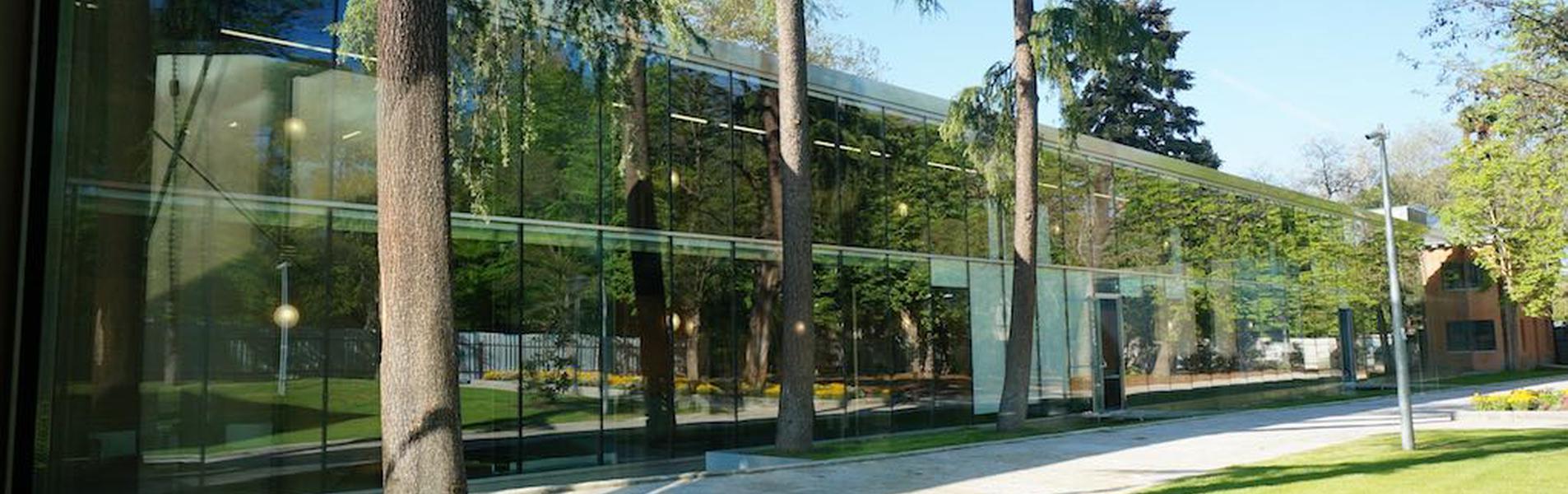 Biblioteca Pública Municipal Eugenio Trías Guía Repsol