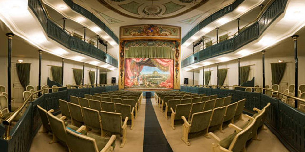 Teatro Lope De Vega Guia Repsol