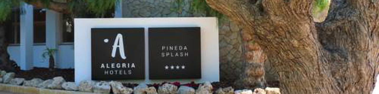 ALEGRIA Pineda Splash