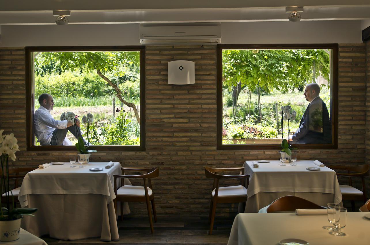 Foto cedida por el restaurante Venta Moncalvillo.