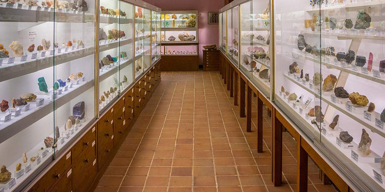 Museo Mollfulleda de Mineralogía