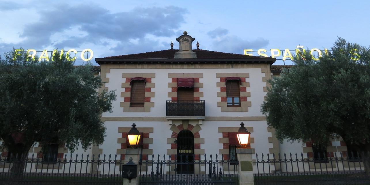 Bodegas subterráneas de Logroño