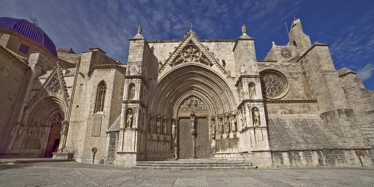 Basílica arciprestal Santa María la Mayor