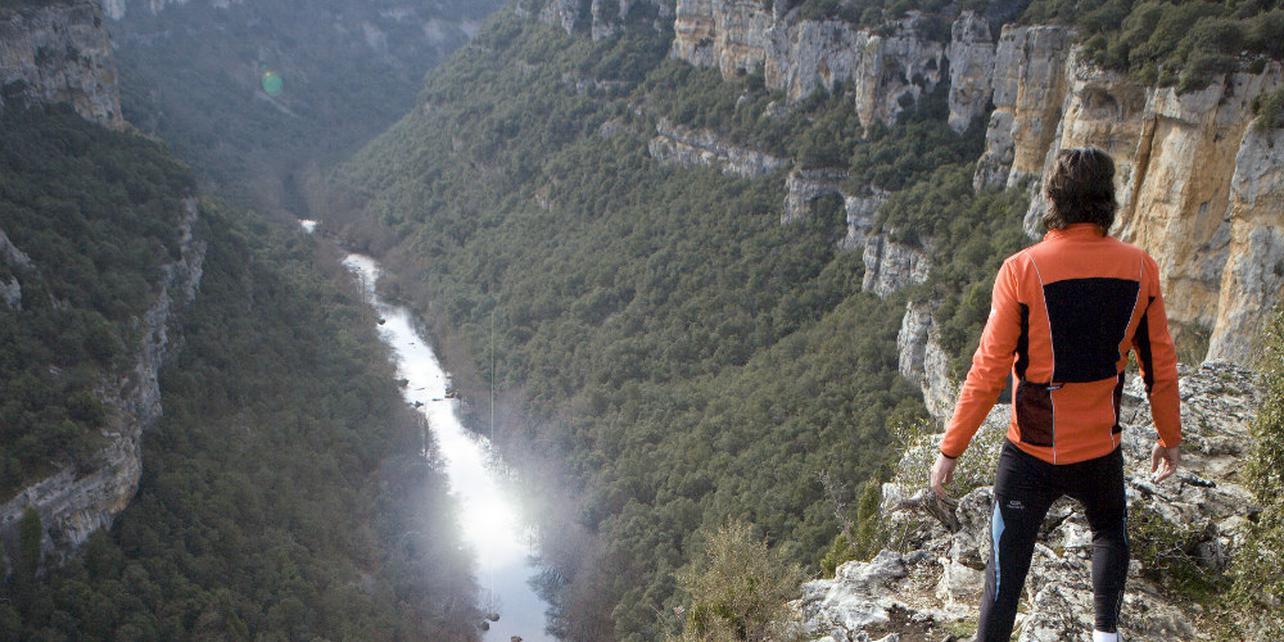 Mirador del Cañón de Alto Ebro