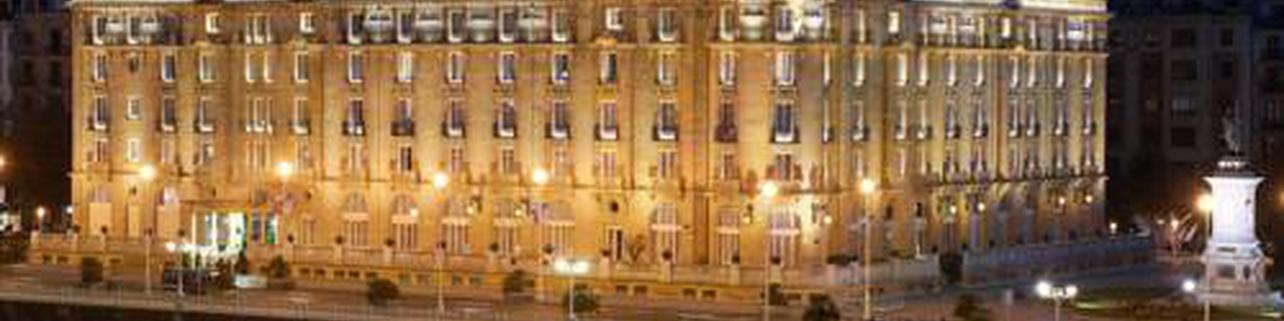 Maria Cristina, a Luxury Collection Hotel, San Sebastian