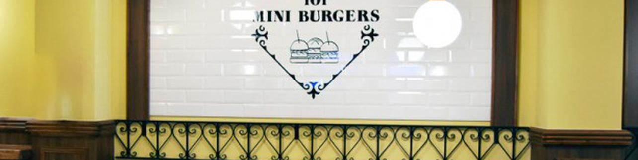 101 Miniburgers