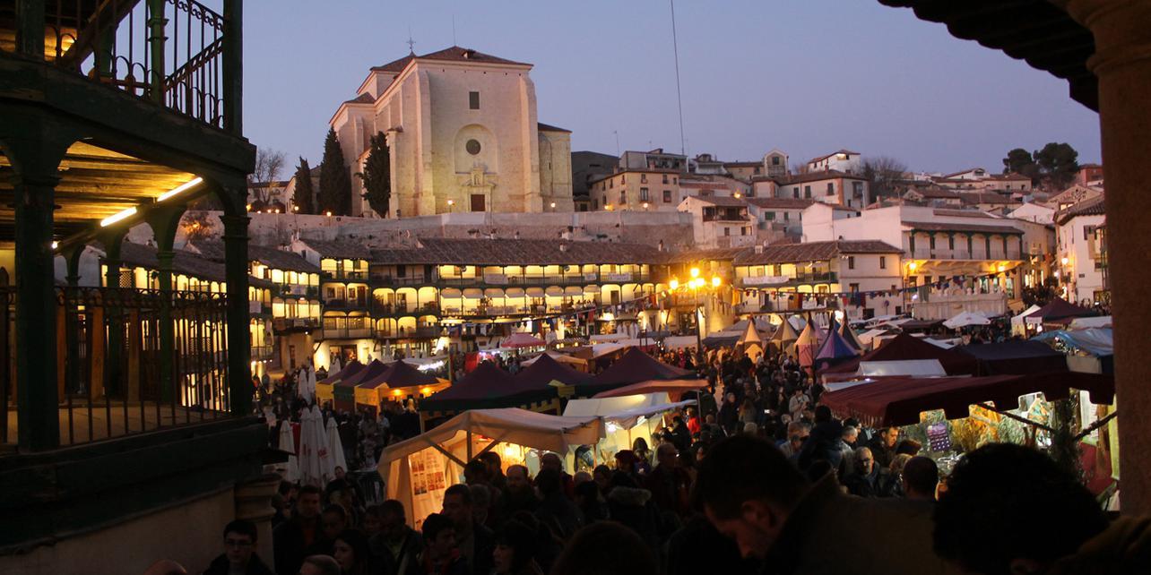 Carnaval y mercado medieval