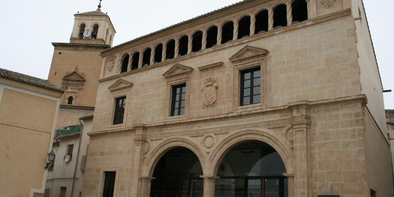 Palacio del antiguo concejo