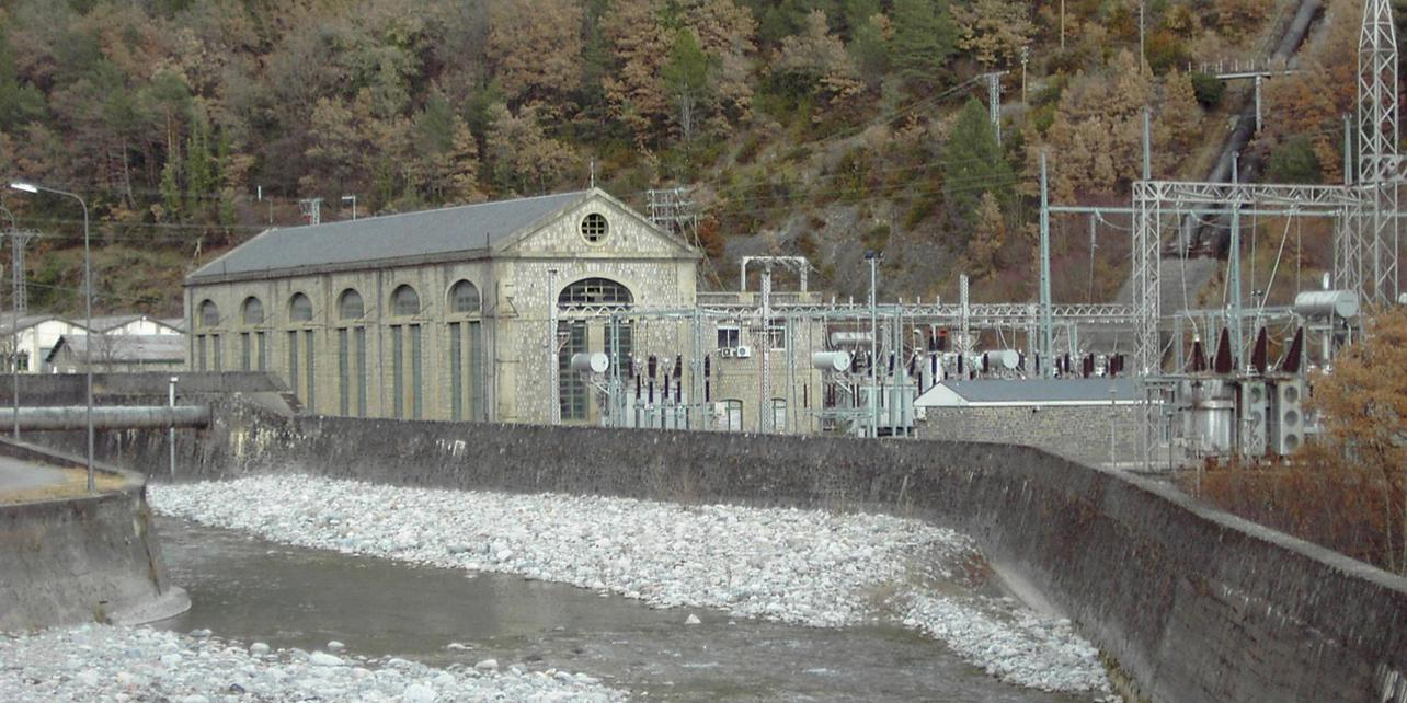 Museo pirenaico de la electricidad