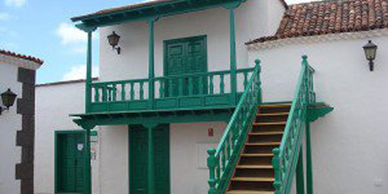 Casa de la Cultura Benito Pérez Armas