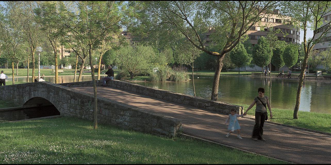 Parque de San Martín