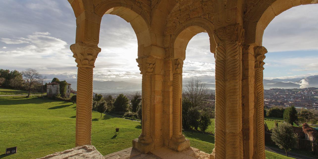 Palacio Santa Maria del Naranco