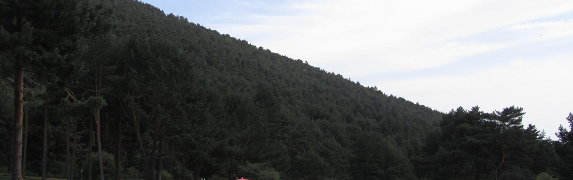 Área recreativa de las Dehesas de Cercedilla