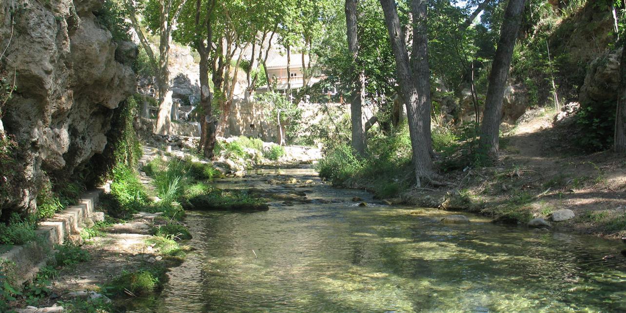 Parque Natural del Ports de La Senia