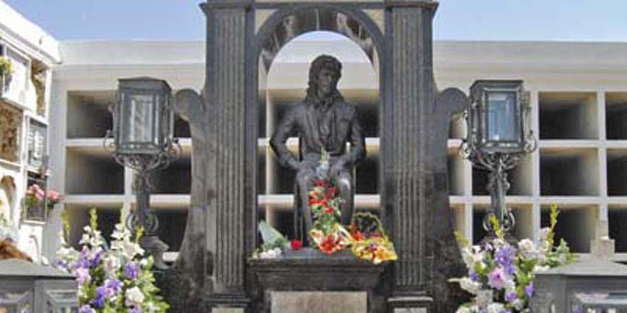 Mausoleo de Camarón