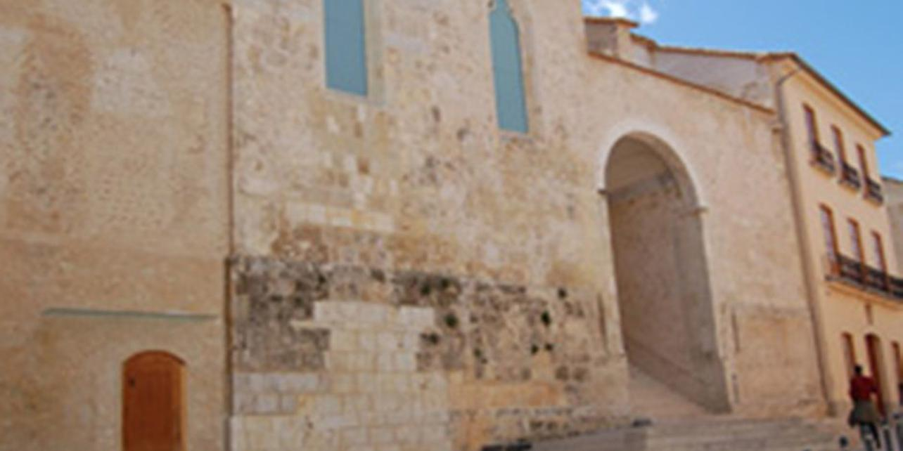 Antiguo convento de Santo Domingo